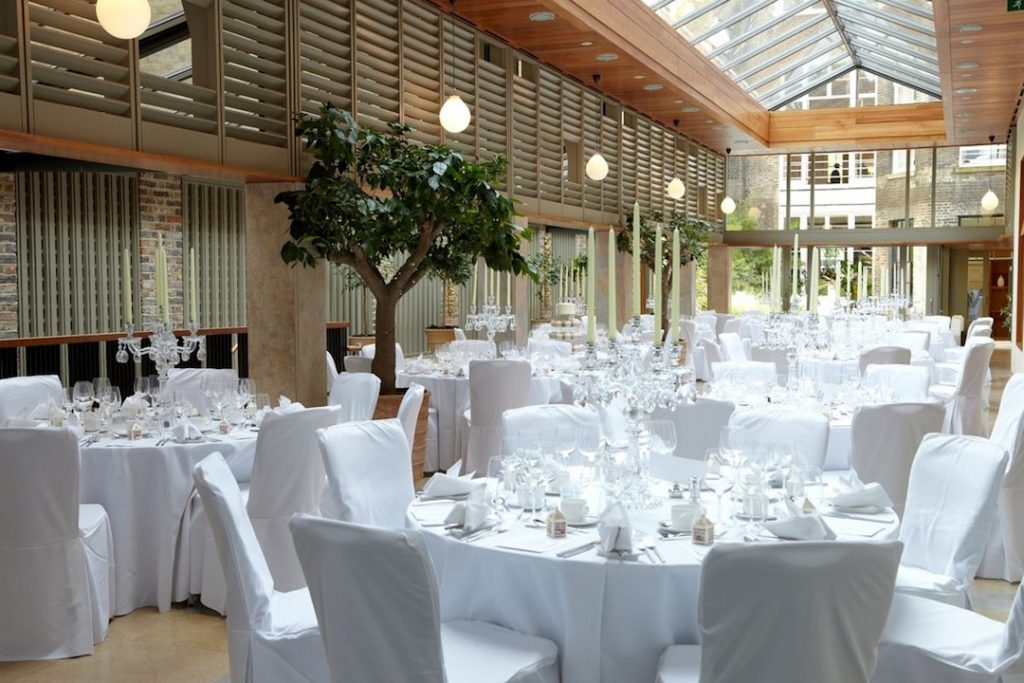 Orangery courtyard garden event booker for 2 eastbourne terrace london w2 6lg